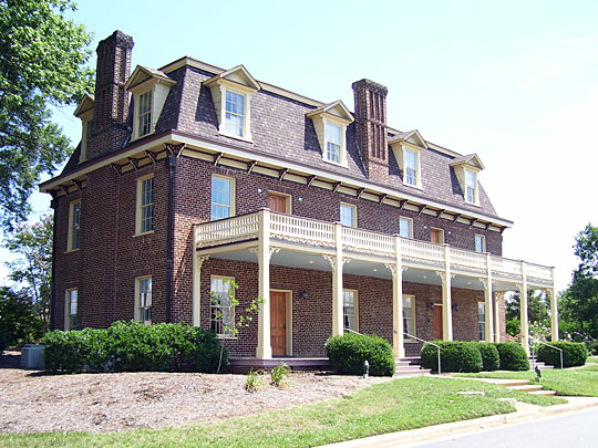 Page-Walker Hotel, National Register of Historic Places, Cary, NC
