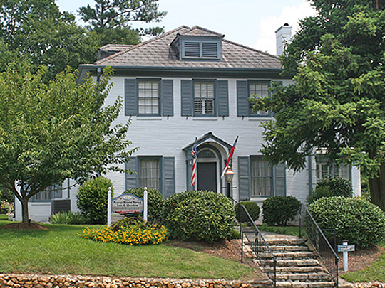 Wiley Cozart House, 331 South Main Street, Fuquay-Varina