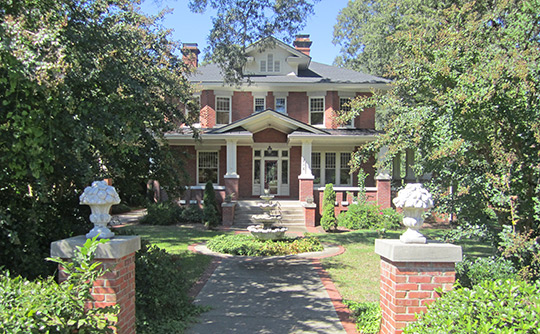 George and Neeva Barbee House, ca. 1914, 216 West Gannon Avenue, Zebulon, NC, National Register