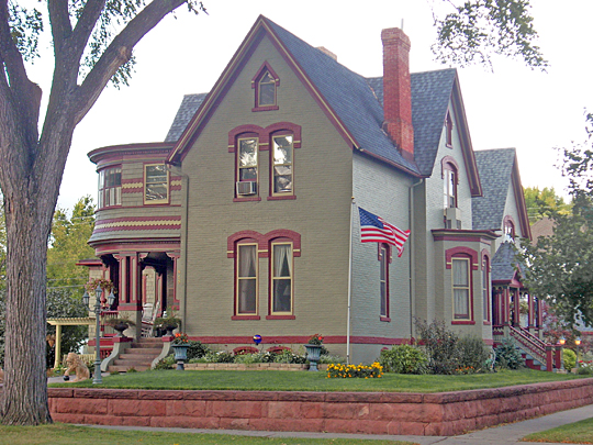 henry wheeler,house,1884,nd,grand forks,franklin street,national register