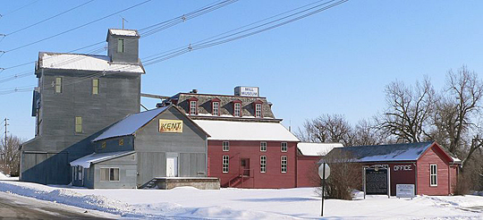Neligh Mill and Museum, State Historic Site, Neligh Nebraska