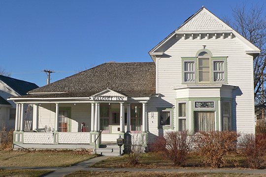 F. M. Walcott House, ca. 1892, 431 North Hall Street, Valentine, NE, National Register