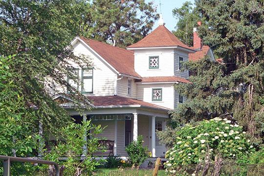 Herter Farmstead, ca. 1876, South 148th Street, Walton, NE, National Register