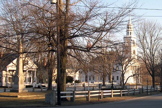 Third Fitzwilliam Meeting House and Common, Fitzwilliam, New Hampshire, National Register