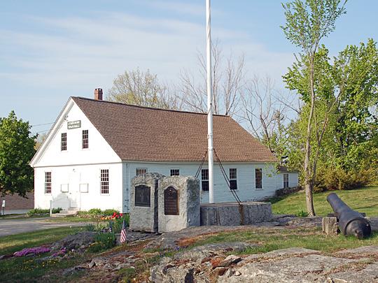 Lyndeborough Town Hall, Lyndeborough, New Hampshire