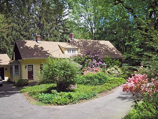 John Nagle House, ca. 1740, 75 Harvard Street, Closter, NJ, National Register