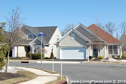 Village Grande neighborhood, Bordentown Township, Burlington County, New Jersey