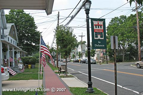 Delanco Township