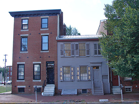 Walt Whitman House, Camden, NJ