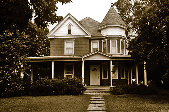 Home on East Railroad Avenue, Blackwood Historic District, Gloucester Township, NJ