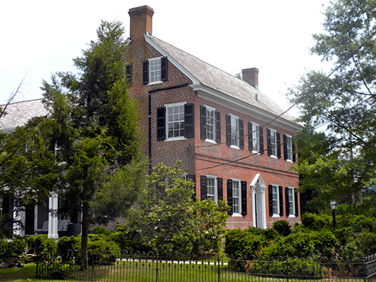Joseph Falkinburg House, ca. 1805, 922 Delsea Drive, Dennis Township, NJ, National Register
