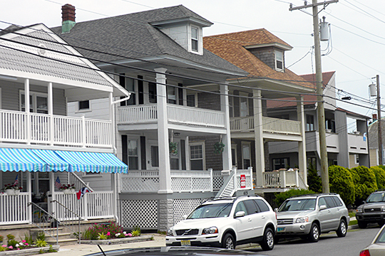 ocean city,residential,historic district,national register,cape may county,nj