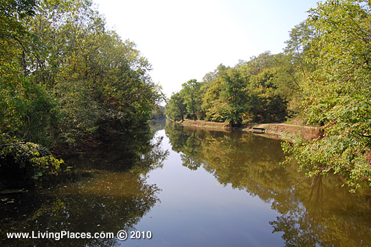 Delaware and Raritan Canal, West Windsor, NJ