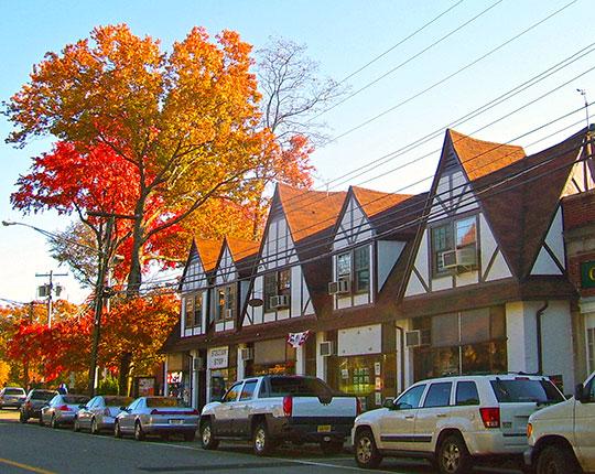 Off New Jersey Route 24, Short Hills Park Historic District, Millburn, NJ, National Register