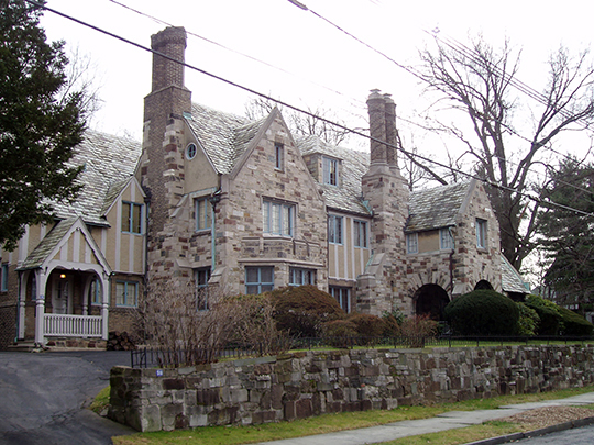 House in the Forest Hill Historic District, Newark, NJ, National Register