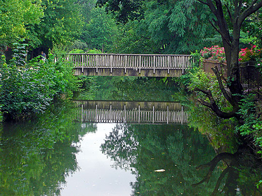 Wooden Bridge, Delaware and Raritan Canal, Lambertville