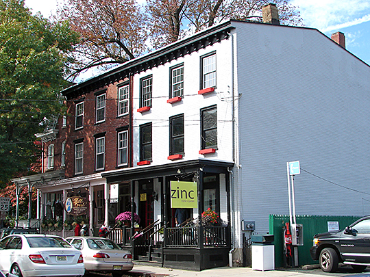 Stores, Lambertville Historic District, Lambertville, NJ, national register
