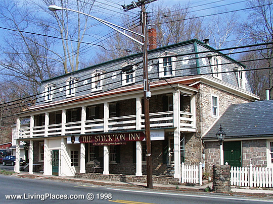 The Stockton Inn, Stockton, NJ, Hunterdon County