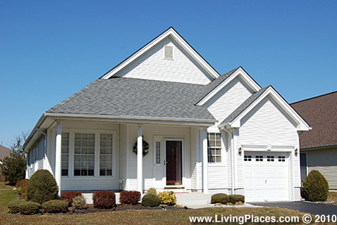 Locust Hill Neighborhood, Hamilton Township, Mercer County, NJ