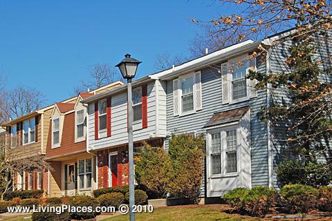 Pebble Creek neighborhood,  Hamilton Townhip, Mercer  County, NJ