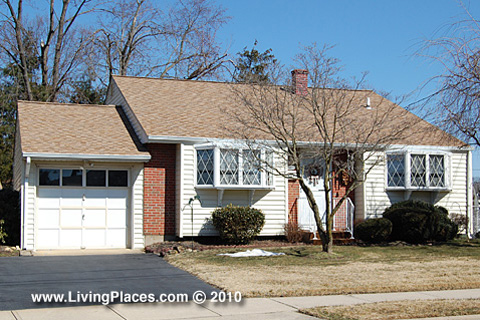 Sunnybrae Village neighborhood, Hamilton Township,  Mercer County, NJ