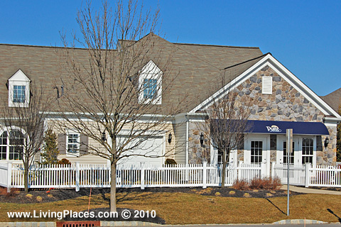 Traditions at  Hamilton  Crossing, Active Adult Neighborhood, Hamilton Township, NJ