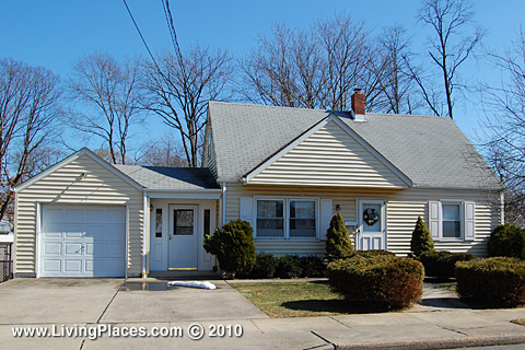 White Horse neighborhood, Hamilton Township, Mercer County, New  Jersey