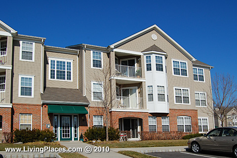 Woodlands at Hamilton, Active Adult neighborhood, Hamilton Township,  Mercer County, NJ