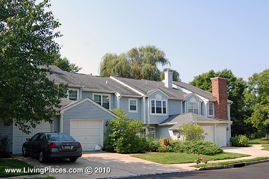 Canal Point, Residential Subdivision, Princeton, West Windsor, NJ