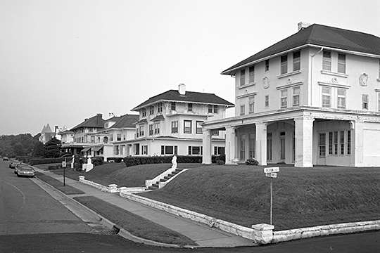 ocean and spier avenues,allenhurst,nj,residential,historic district,national register,monmouth county
