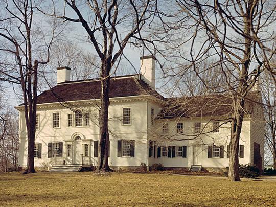 Colonel Jacob Ford Jr. House, ca. 1774, 230 Morris Street, Morristown, NJ