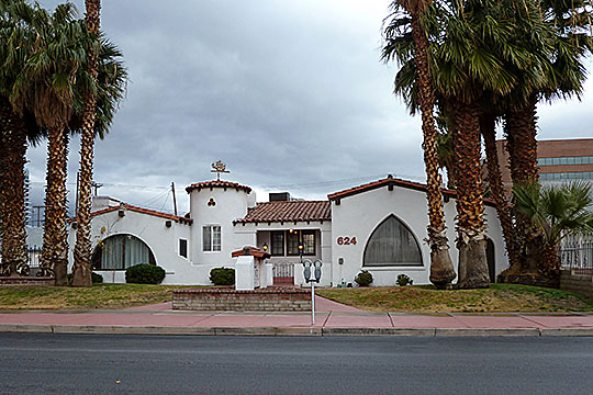 john dayton smith,house,national register,1931,las vegas,nv