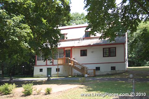 Van  Schaick House, National Register