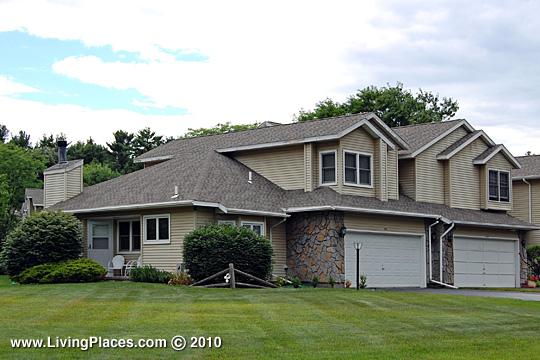 Highwood Village Townhome subdivision, Guilderland NY