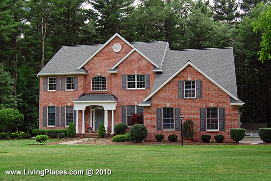 Pinehaven subdivision, town of guilderland,  ny