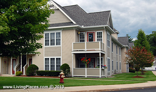 The Gables condominium subdivision, town of guilderland,  ny