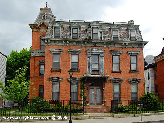 Cornelius H Evans House