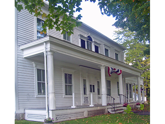 John Kane House, ca. 1740, 126 East Main Street, Pawling, NY, National Register