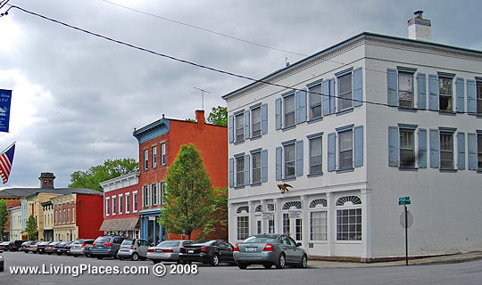 Reed Street Historic District, National Register, Coxsackie, NY