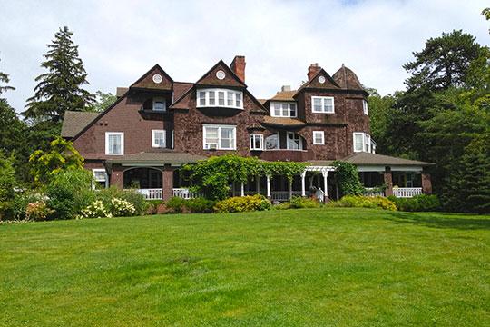 Notleymere (Frank Norton Estate), ca. 1889, 4641 E. Lake Road, Cazenovia, NY, National Register
