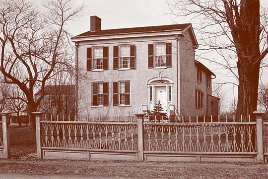 Simeon B. Jewett House
