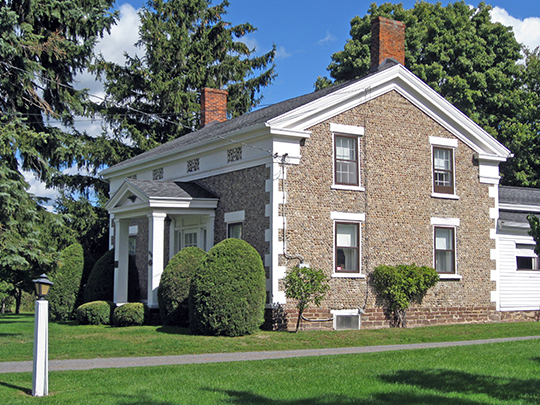 william covert farmhouse,covert-brodie-polick house,1832,national register,greece,monroe county,ny
