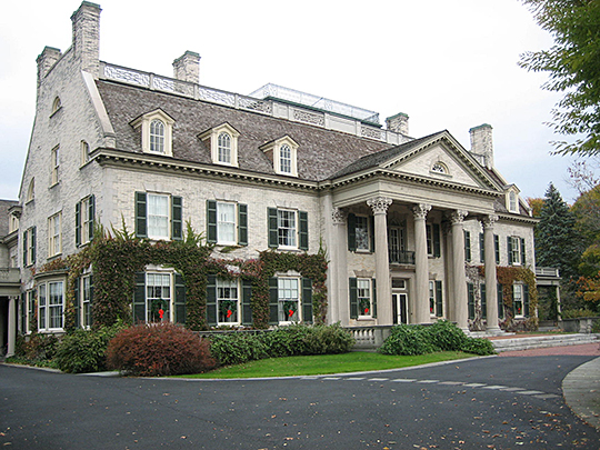 George Eastman House, Historic Landmark, National Register, Rochester, NY, Monroe County