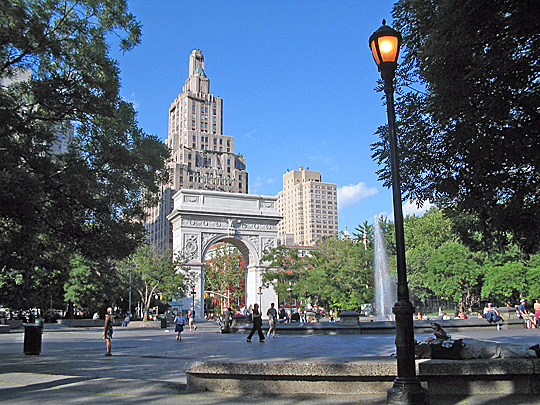 Washington Square Park, Manhattan, New York City