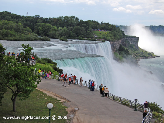 American Falls, Niagara Falls, NY.