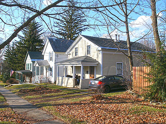 Pleasant Street, Manlius Village Historic District, Manlius, New York, National Register