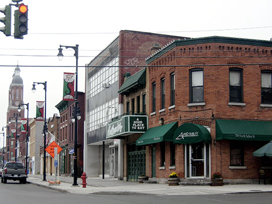 700 North Salina Street, North Salina Street Historic District, Syracuse, NY, National Register