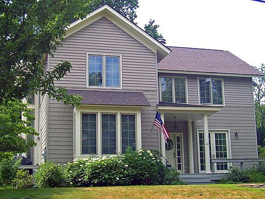 Cornwall-on-Hudson, Orange County, NY, National Register Wyant-Talbot House,