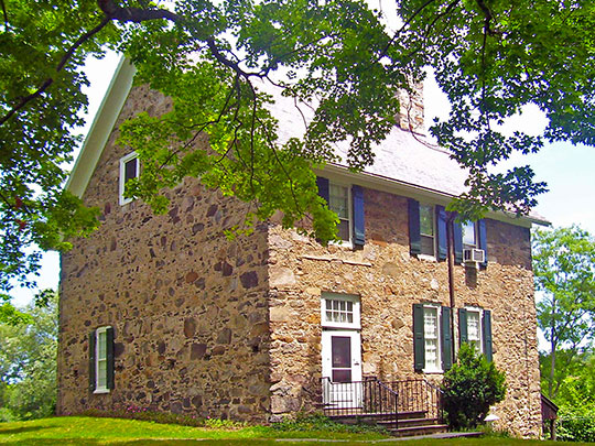 Bull Stone House, ca. 1726, Hamptonburgh Road, Hamptonburgh, NY, National Register
