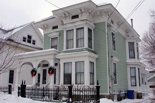 Kingsford Historic District, Oswego, NY